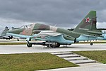 Sukhoi Su-25TM '11 red' (24267294888).jpg