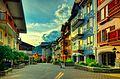Sun Peaks, BC Downtown HDR.jpg