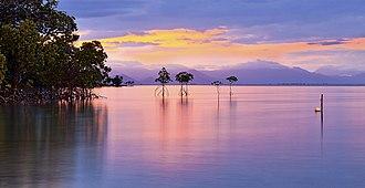 Orpheus Island National Park - Sunset at Orpheus Island National Park