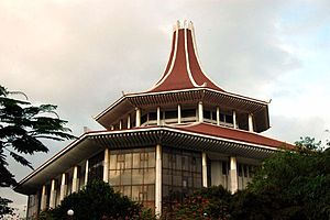Government of Sri Lanka - Supreme Court Complex, Hultsdorf