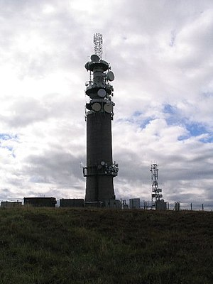 Sutton Common BT Tower - Image: Sutton Common BT Tower