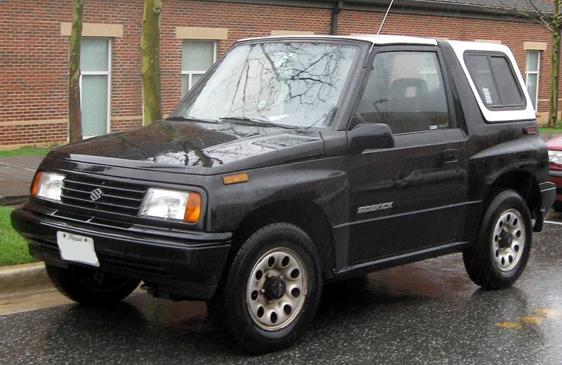 1998 Rav4 Custom >> Que hay debajo del Suzuki Escudo Pikes Peak ? - Taringa!