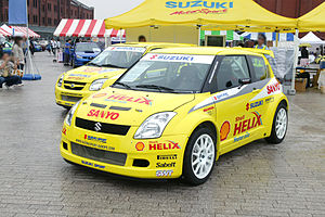 Super 1600 - Suzuki Swift Super 1600 '05