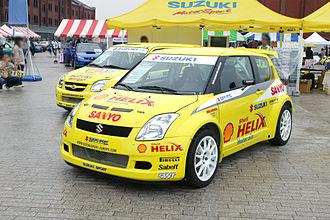 Super 1600 - Suzuki Swift Super 1600 '05