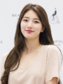 Suzy at a fan meeting for Bean Pole, 15 July 2014 03.PNG