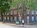 Sweeping Pearman Street, Waterloo - geograph.org.uk - 600821.jpg