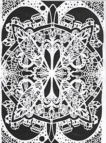 learn paper cutting art