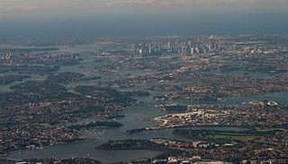 Parramatta River River in Australia