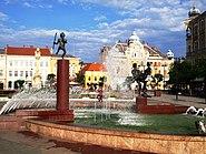 Szombathely Main Square