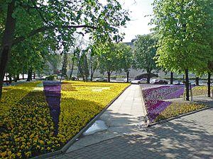 Tõnismägi - Tõnismägi, May 2007