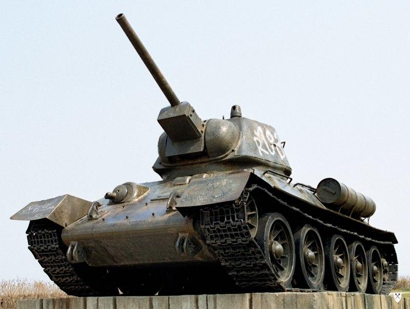 T-34 76 Westerplatte p d