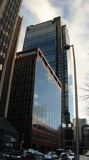 TD Canada Trust Tower, Calgary - Image: TD Canada Calgary