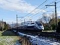 TGV 5393 quittant Chambéry pour Rennes en hiver (2018).JPG