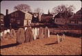 THE OLD ROCKPORT CEMETERY WITH NEW HOUSING IN BACKGROUND - NARA - 548239.tif