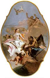 Giovanni Battista Tiepolo: An Allegory with Venus and Time