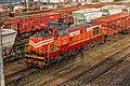 TME1 of Belarusian Railway in Minsk 4.jpg