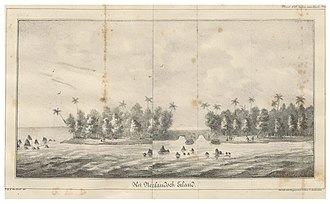 Nui (atoll) - Image: TROOST(1829) p 297 Het Nederlandsch Eiland