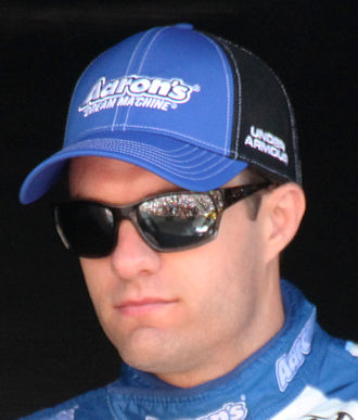 David Ragan - Ragan at the 2015 Toyota/Save Mart 350