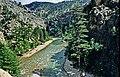 Taşeli-Plateau 10 05 1998 Oberer Ermenek Çayı Gökdere Çayı.jpg