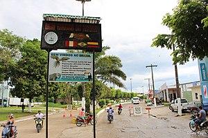Tabatinga - Image: Tabatinga Amazonas