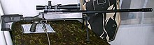 McMillan Tac-50 Sniper weapon