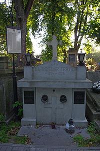 Tadeusz Tertil (grób) 1.JPG