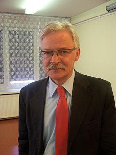 Tadeusz Zwiefka Polish journalist and politician