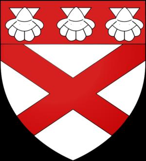 Elizabeth Tailboys, 4th Baroness Tailboys of Kyme - Image: Tailboys of Kyme