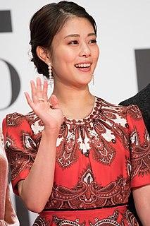 Mitsuki Takahata Japanese actress and singer