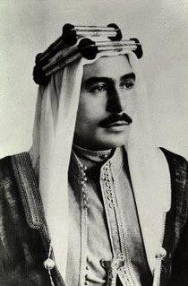 Talal of Jordan King of Jordan