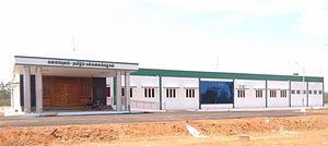 Tamil University - Arts Faculty Building