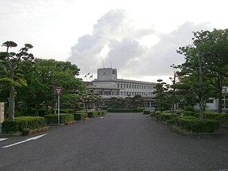 5 Centimeters per Second - The high school in Tanegashima