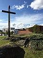 Tannefors church krucifix view.jpg