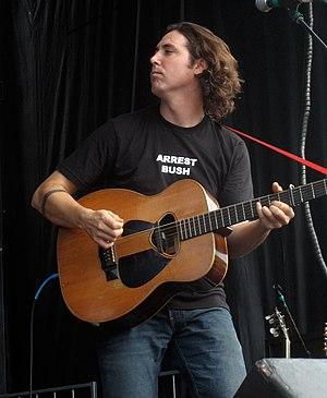 Tao Rodríguez-Seeger - Tao Rodriguez at MagnoliaFest 2007