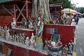 Taoist and Buddhist deities at Lam Tsuen, New Territories, Hong Kong (2) (32917161225).jpg