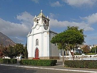 Tarrafal, Cape Verde (municipality) - Saint Amaro Abade Church