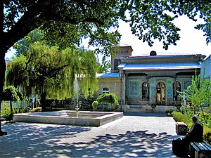 Tashkent museum of applied arts
