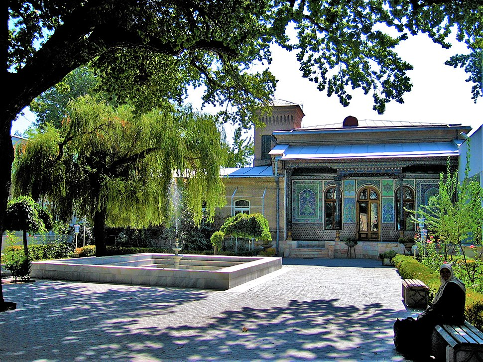 Tashkent museum of applied arts