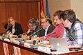 Tasio Oliver (IU), Florent Marcellesi (EQUO), Enrique Guerrero (PSOE), Salvador Garriga (PP), Beatriz Becerra (UPyD) y Maria Rosa Rotondo.jpg