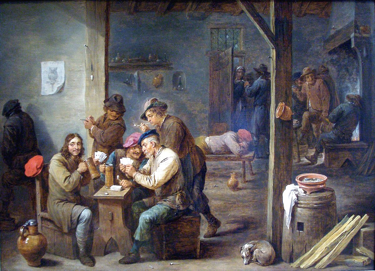 Tavern wikipedia for Art culture and cuisine ancient and medieval gastronomy