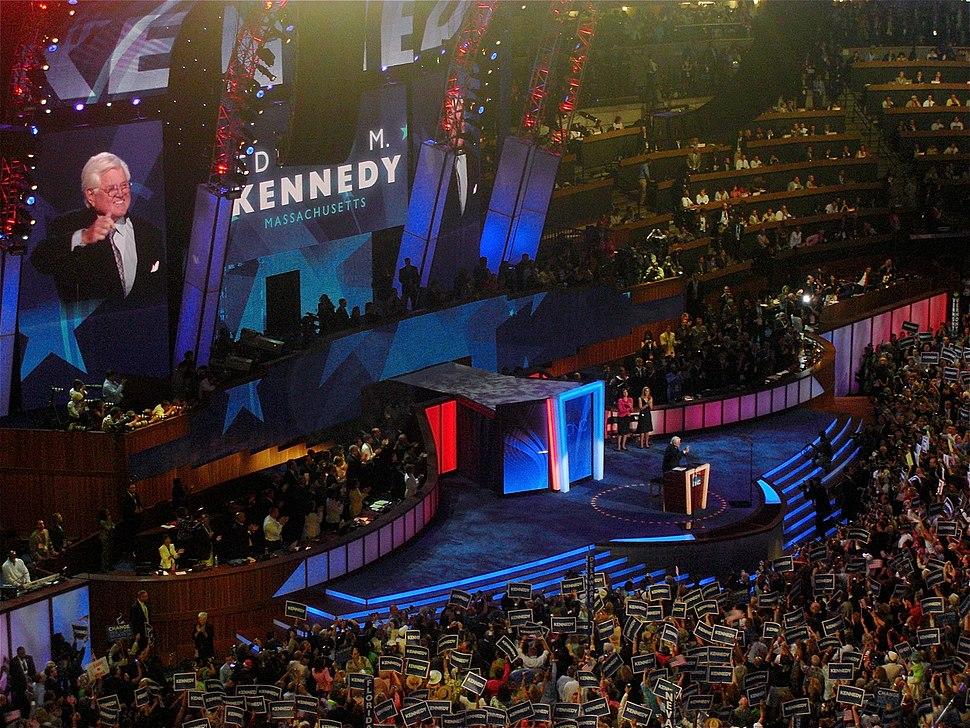 Ted Kennedy DNC 2008
