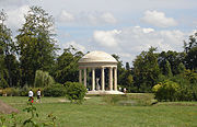 Temple d'amour, au Petit Trianon