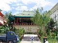 Temple Building along Tampines Road 2, Feb 06.JPG
