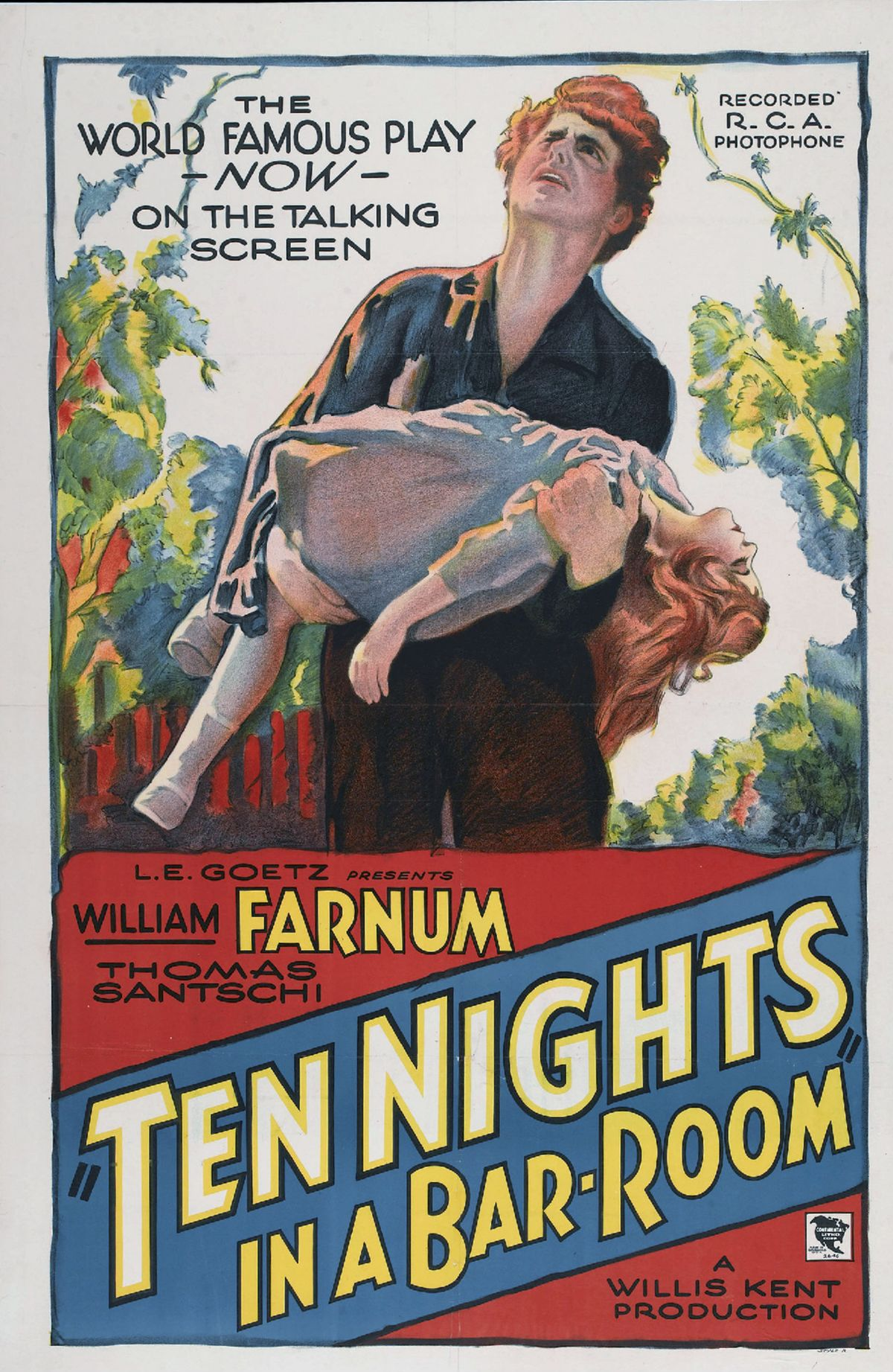 Ten Nights In A Barroom 1931 Film Wikipedia