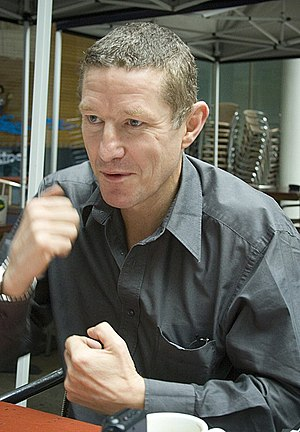 Terry Marsh (boxer) - Marsh in October, 2005