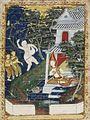 Thai - Vessantara Jataka, Chapter 8 (The Royal Children) - Walters 35268 - A T Front.jpg