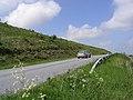 The B6357 near Note o' the Gate. - geograph.org.uk - 461425.jpg