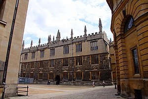 English: The Bodleian Library