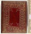 The Book of Common Prayer -bound with Psalms- - Upper cover (Davis168).jpg