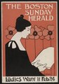 The Boston Sunday Hearld - ladies want it Feb. 24 - Boston Eng. Co. ; E. Reed. LCCN2014645311.tif